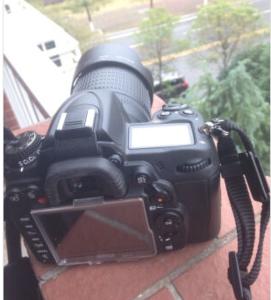 尼康(Nikon) D7000 单反套机