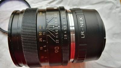 Leica Elmarit-R 90 mm f/ 2.8