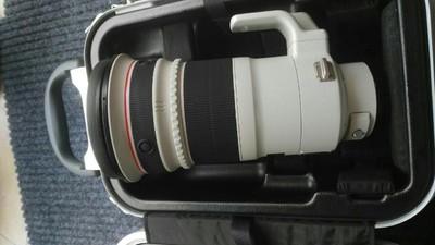 佳能 EF 300mm f/2.8 L IS II USM个人一手自用无拆无修
