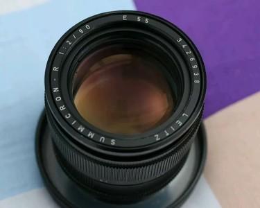 Leitz Canada Summicron-R 90 mm f/ 2