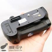 『摄影茄子』品色 D12  手柄 适用于尼康D800/D800E/D810
