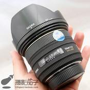 『摄影茄子』适马 50mm f/1.4 EX DG HSM 尼康口 #8471