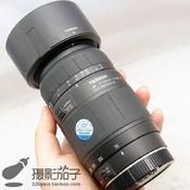 『摄影茄子』腾龙 AF70-300mm f/4-5.6  LD 佳能口 #1787