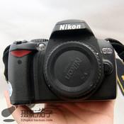 『摄影茄子』尼康D40X 单反机身 CCD感光元件 #6325