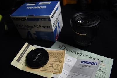 腾龙 SP AF17-50mm F/2.8