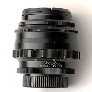 俄罗斯 经典 单反镜头 J-9  85/2 【M42螺口】