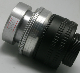 95新【KODAK EKTAR】 100/3.5 已改M42口(Q1467)