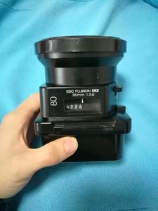 富士 GX680 EBC GX80mm F5.6 广角镜头 带原厂镜头盒