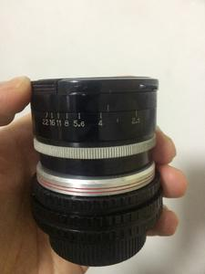 Angenieux M42 35mm 1:2.5 Retrofocus Type R1
