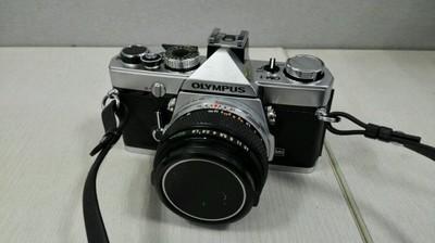 奥林巴斯 Olympus OM-1 +50mm/1.8 镜头