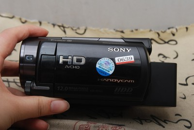 90新索尼 HDR-XR500E 摄像机#0639(欢迎议价,支持交换)