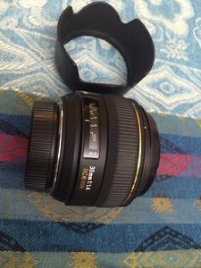 适马 30mm f/1.4 EX DC HSM(尼康卡口)