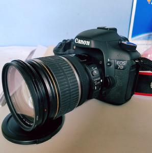 佳能 7D 单反配17-55f/1.8 IS USM金圈镜头套机