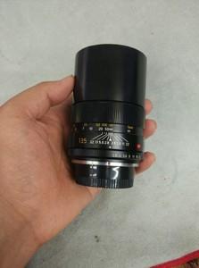 Leica Elmarit-R 135 mm f/ 2.8(R口改成尼康口了)