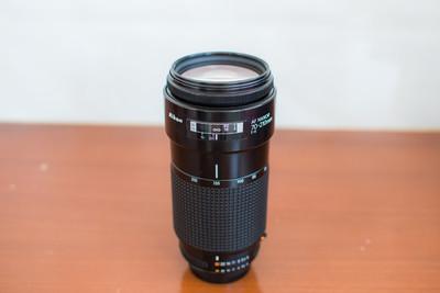 出9新尼康AF 70-210 F4恒定镜头小小黑