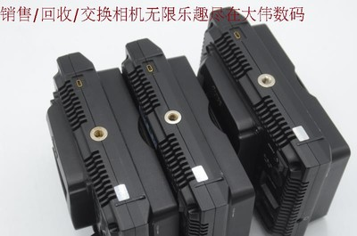新到 3个 瑞鸽 TL-S500 5寸 单反摄影监视器 编号7736 7737 7738