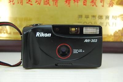 Rikon AW-303 135胶卷傻瓜相机 胶片机 收藏模型