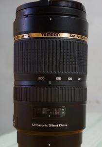 腾龙 SP 70-200mm F/2.8 Di VC USD(A009) 索尼卡口