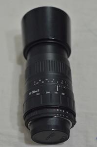 适马100-300mm 4.5-6.7 AF镜头 尼康口