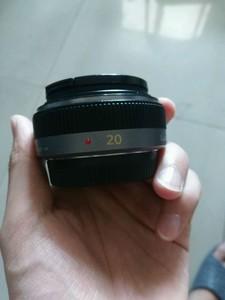 松下 G 20mm f/1.7 ASPH