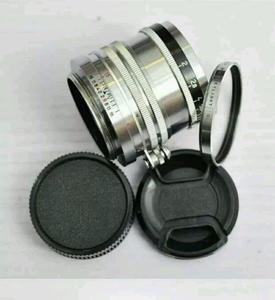 徕卡卡口L39尼康旁轴Nikkor H.C 50mm/f2 L39卡口