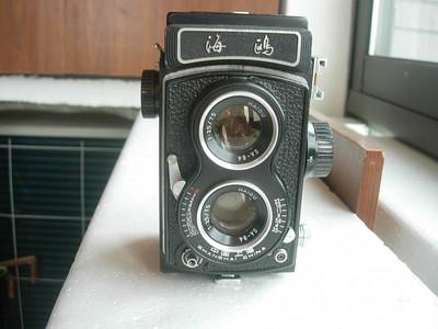 很新海鸥4BI双反相机,裂像屏,收藏使用,送原配皮套