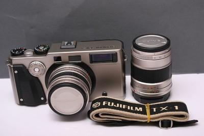 富士 TX-1 带富士45/4 富士90/4 套机 富士TX-1 富士 TX1 套机