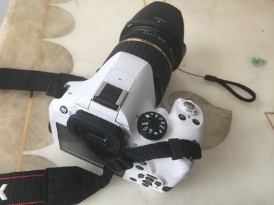 宾得 K-50 配的腾龙A16 17-50/2.8镜头