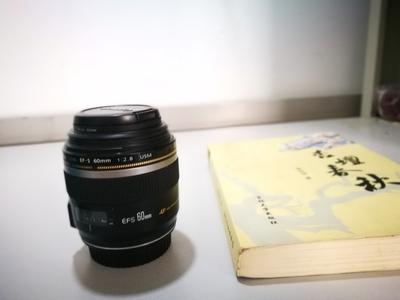 佳能 EF-S 60mm f/2.8 USM微距