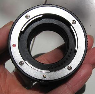 唯卓VILTROX富士x口DG-FU 10 16mm AF自动微距近摄接圈