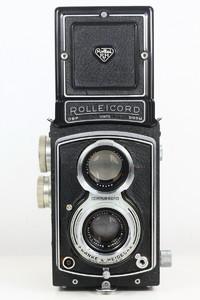 禄来 rolleicord III K3B 德产双反相机 120胶片 施耐德镜头