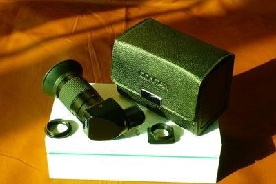 Contax 645 AF   90度取景器