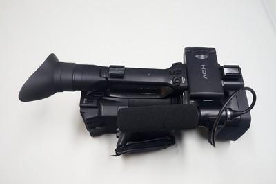 Sony/索尼 HVR-Z5C 摄像机 附纪录单元 使用70小时