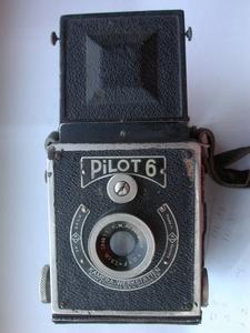 国产长城DF的原型机:德国造Pilot 6单反相机!