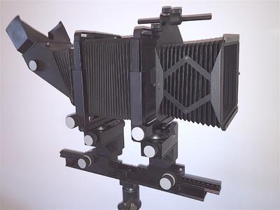 Arca Swiss 雅佳 M系列 Monolith 4x5 大画幅 经典单轨
