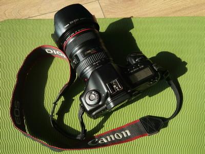 佳能红圈镜头 EF 24-105mm f/4L IS USM