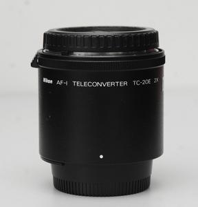 尼康TC-20E 2X 增倍镜 TC20E AF-I 支持置换收购【天津福润相机】