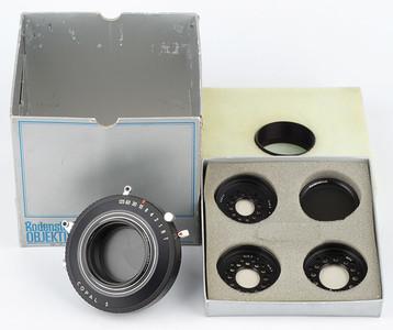 极新 罗敦斯德 Rodenstock Imagon 250/5.8 大画幅柔焦镜头