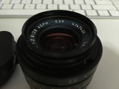 Leica Elmarit-M 28 mm f/ 2.8 Asph