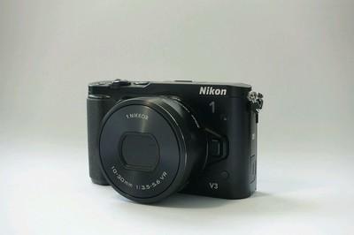 尼康1V3 微单套机(带10-30镜头)
