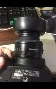 永诺 50mm f/1.8  35mm F/2