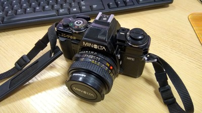 Minolta X-700   50 1.7标头  图丽 28-105 3.5