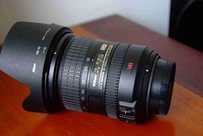 尼康18-200/3.5-5.6 G DX VR 防抖镜头