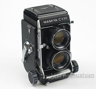 Mamiya 玛米亚 C330 双反 105 3.5 DS 蓝点 120中画幅胶片机