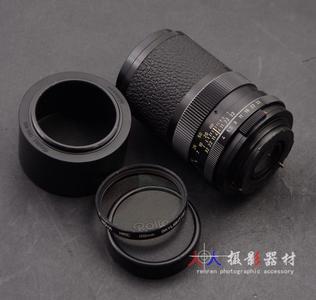 ROLLEI 禄来135/4 QBM 135mm 镜头 可转接微单
