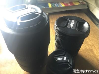 尼康 D7100套机以及三个镜头