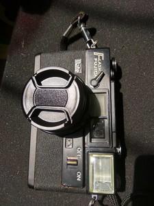 FUJIFILM富士FUJICA FLASH DATE手动旁轴胶卷相机FUJINON38 2.8