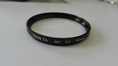 MC UV镜 55mm