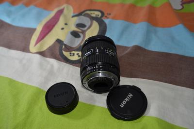 NIKON 尼康AF24-50/3.3-4.5 D AF 全幅 自动 广角 镜头