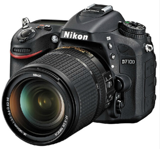 自用尼康 D7100+2个镜头